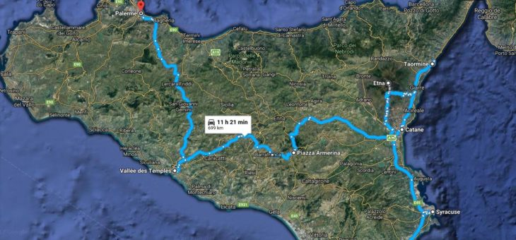 Sicily Private Tour